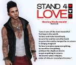 Stand4Love Wesley Madenwald