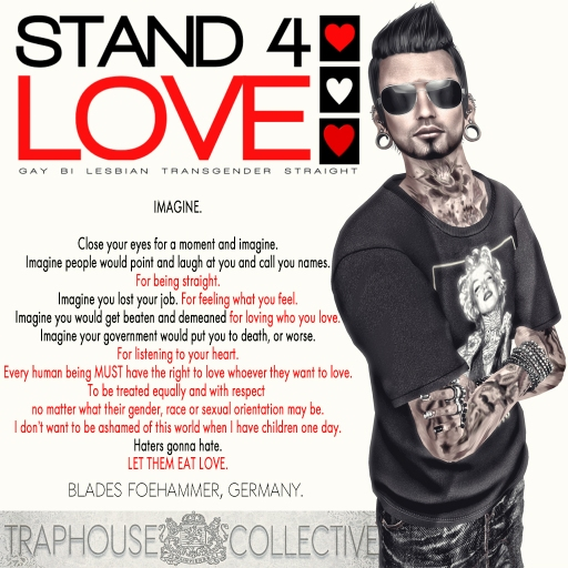 THC stand4love