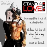 STAND4LOVE: Kittyness Hendrassen and Dracien Allen