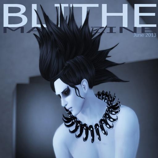 Blithe Magazine June 2013 Cover(1)