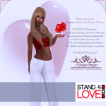 Eliss Stand 4 Love