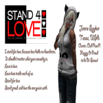 Jenne Spyker - Stand for Love