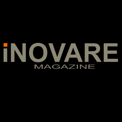 Logo iNOVARE Magazine [Black]