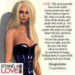 Stand 4 Love - SterlingZen Harbour