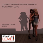 STAND4LOVE Angelique and Reven