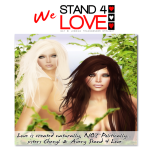 STAND4LOVE - Avery (dollpartz)