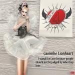 STAND4LOVE Caoimhe Lionheart