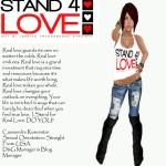 STAND4LOVE Cassandra Rosenstar