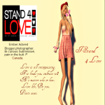 STAND4LOVE Ember Adored