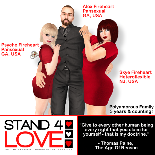 Stand4Love - Fireheart Family