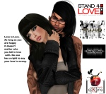Stand4Love Izara Zuta and Lue Moonshadow