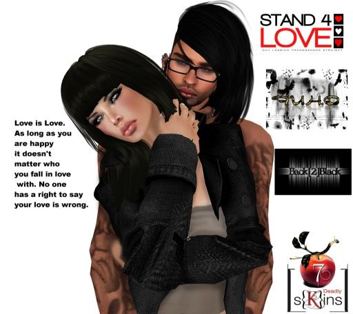 Stand4Love Izara Zuta and Lue Moonshadow