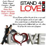 STAND4LOVE Jorick Mistwood and Relitha Byron