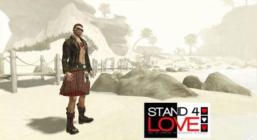STAND4LOVE Josef Balbozar