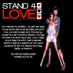 STAND4LOVE Jules Solano and JaydenIvy Resident
