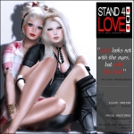 STAND4LOVE Julie Hastings and Lilou Cerise
