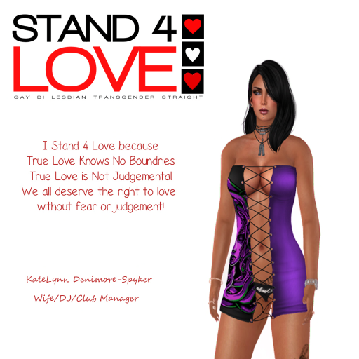 Stand4Love - KateLynn Denimore-Spyker