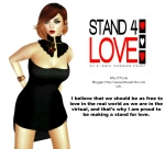 STAND4LOVE kitty