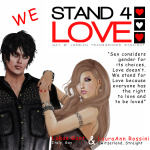 stand4love - LauraAnn Rossini&Lukas Gant