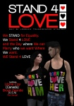 STAND4LOVE Lilone Coy and Brook Geordie