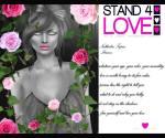 STAND4LOVE Nathalia Topaz