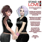STAND4LOVE Phire Zuhra and Lola79 Hienrichs