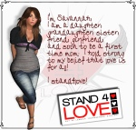 STAND4LOVE Savannah by JenJen Sommerfleck