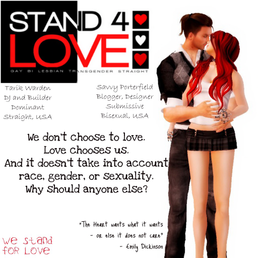 Stand4love (Savannah Porterfield)