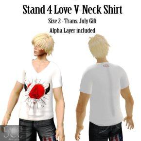 STAND4LOVE SCS Designs
