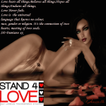 STAND4LOVE SD Damiano