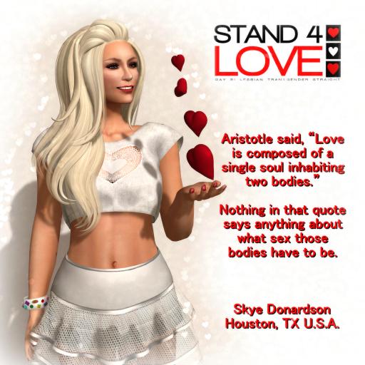 Stand4Love - Skye Donardson