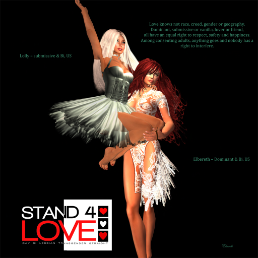 Stand4Love3 Elbereth
