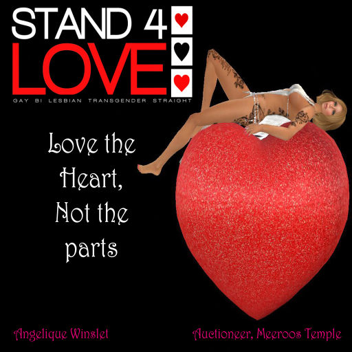 STAND4LOVE(Angelique Winslet)