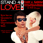 Todd&Bina Stand4Love