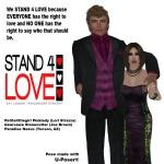 stand 4 love Petite Gear