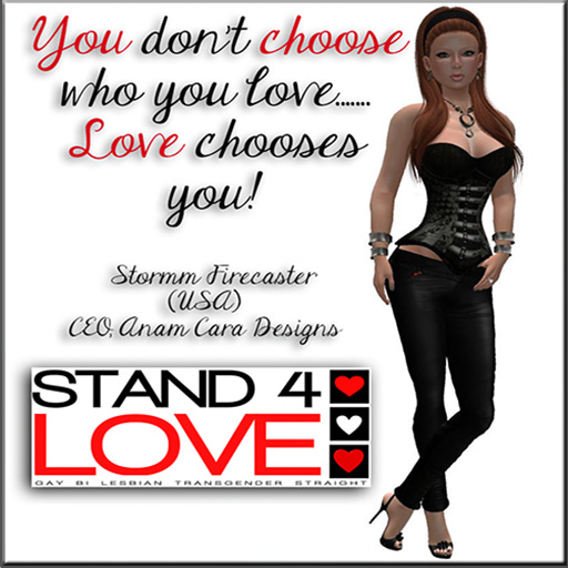 Stand 4 Love_ Stormm Firecaster