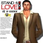 stand4love dj vwax