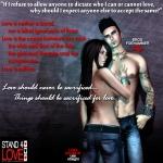 STAND4LOVE Eros Foehammer and Lana Dasmijn