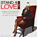 STAND4LOVE Lorac Cleanslate