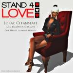 STAND4LOVE Lorac Cleanslate