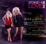 STAND4LOVE Tabitha and KatEvangeline