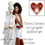 STAND4LOVE: STELLA SANGRIA AND CH4NTAL RESIDENT