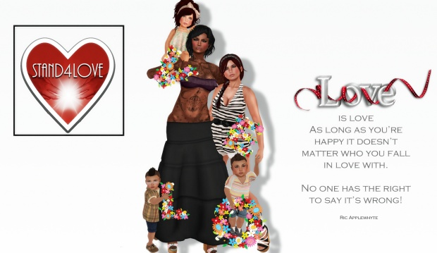 STAND4LOVE: RIC APPLEWHITE FAMILY