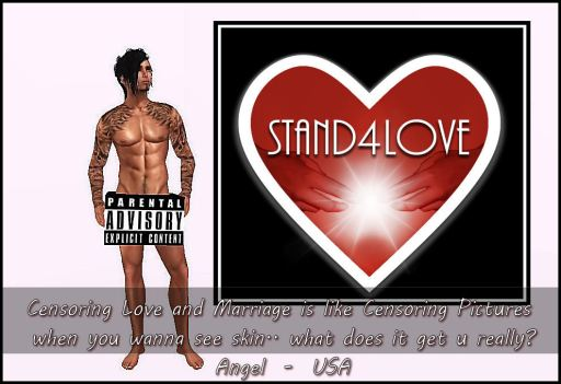 STAND4LOVE: ANGEL