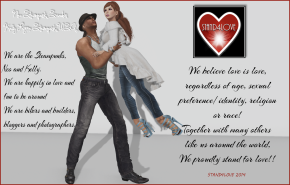 STAND4LOVE: KELLY AND NEO Steampunk