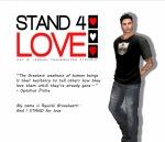 STAND4LOVE: Ryuichi Braveheart