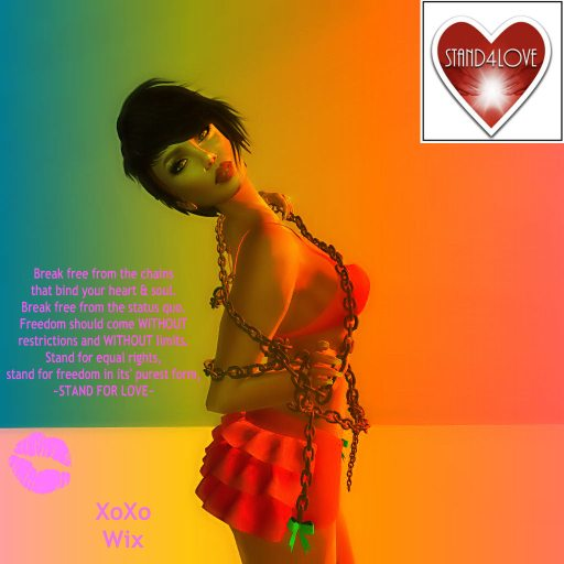STAND4LOVE: Wix
