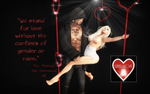 STAND4LOVE: Tara and Nico