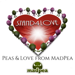 STAND4LOVE:  MadPea Productions