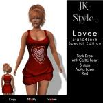 jk style red